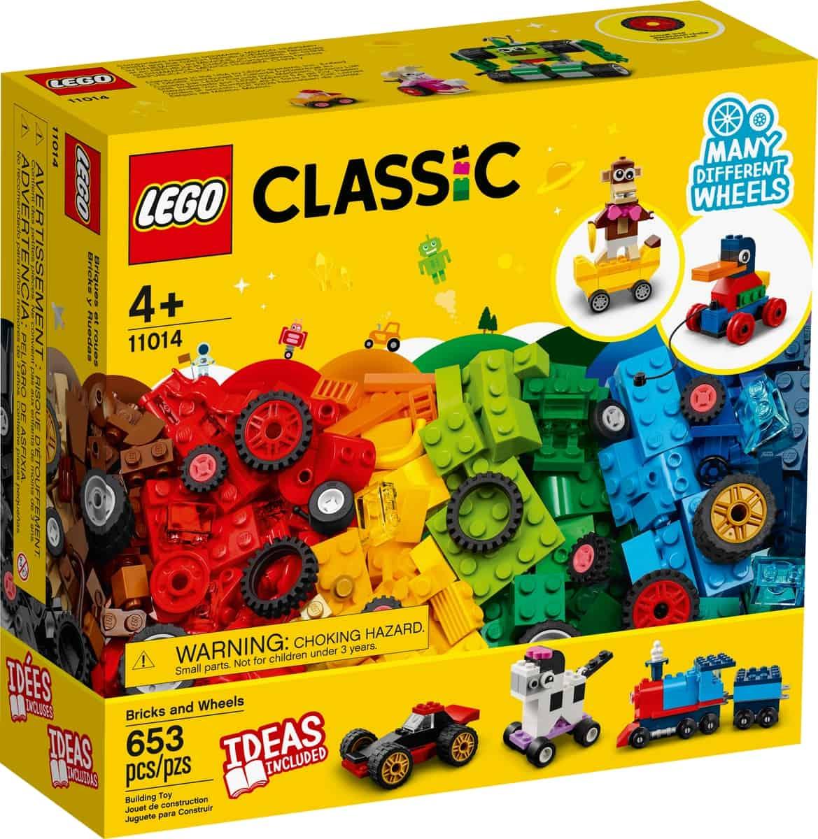 lego 11014 klodser og hjul