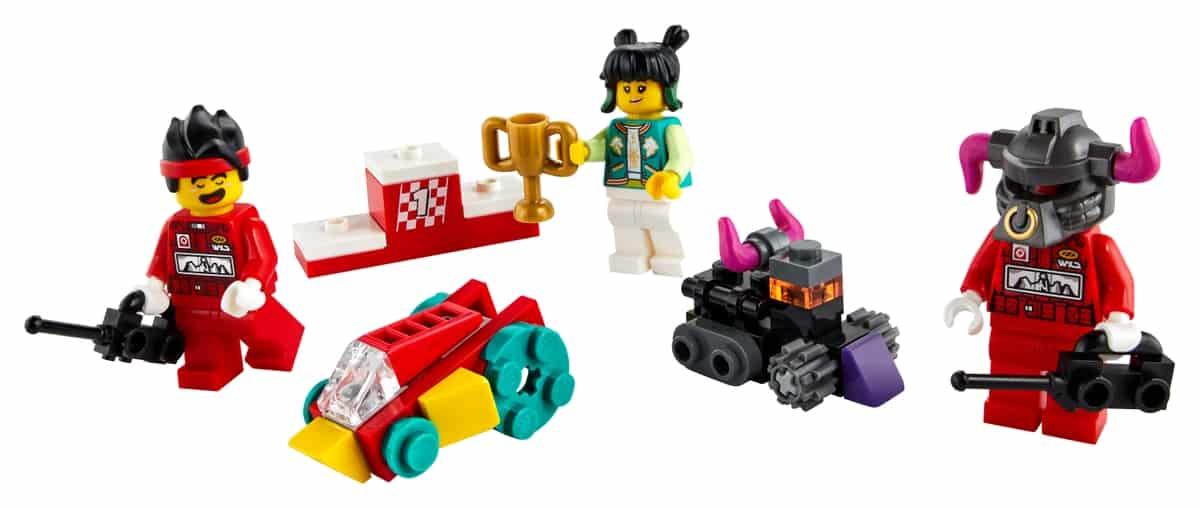 lego 40472 monkie kids fjernstyrede racerlob