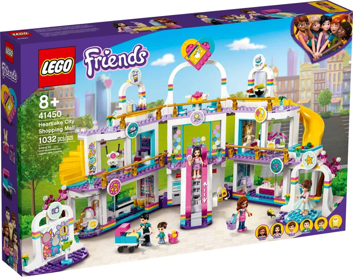 lego 41450 heartlake butikscenter
