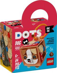 lego 41927 taskevedhaeng hund