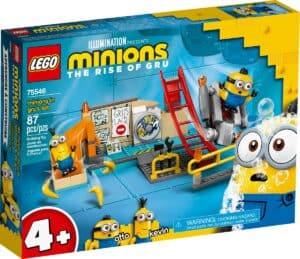 lego 75546 minions i grus laboratorium