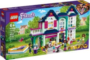 lego 41449 andreas families hus