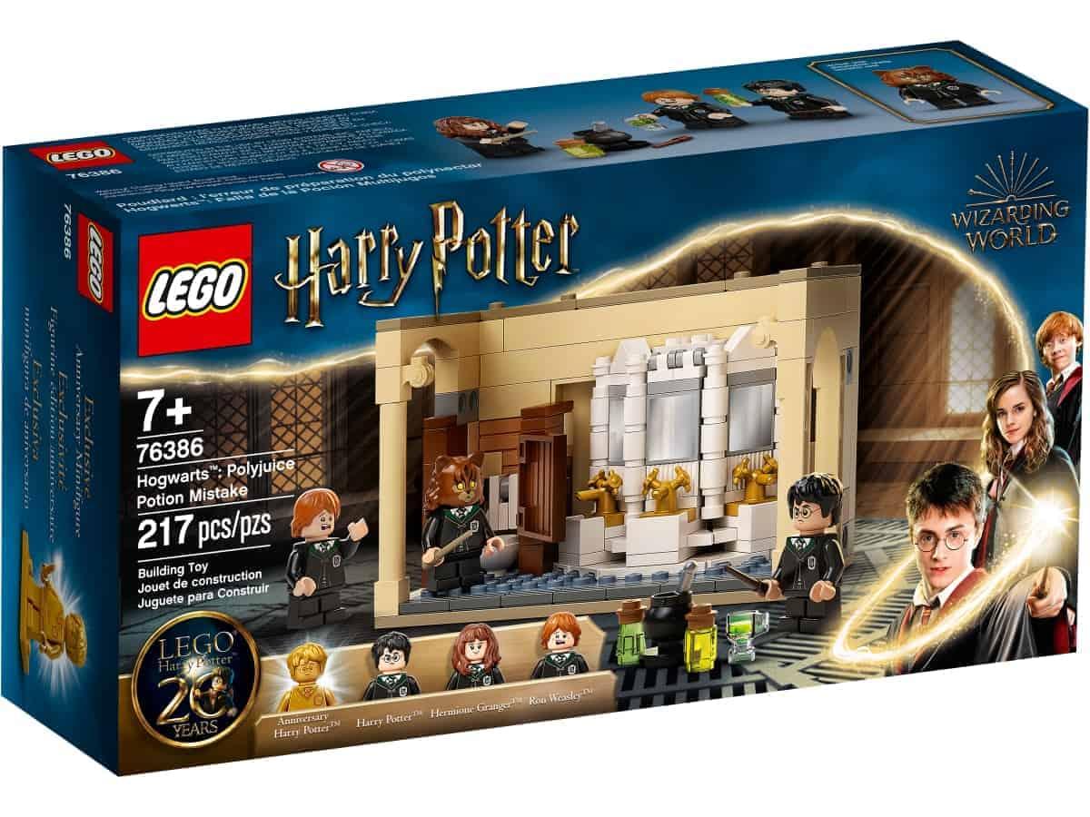 lego 76386 hogwarts polyjuice eliksirfejl
