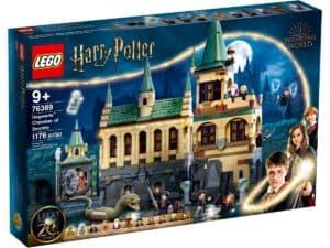 lego 76389 hogwarts hemmelighedernes kammer