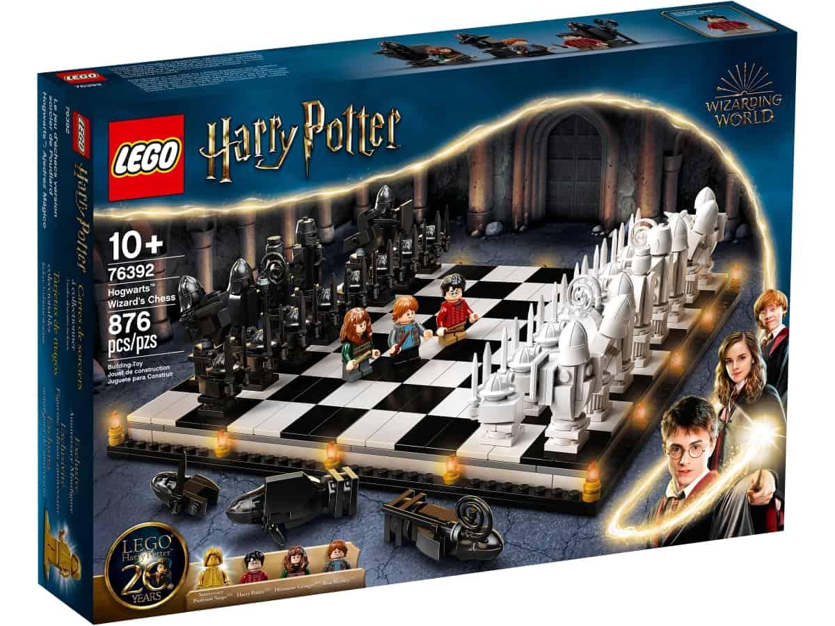 lego 76392 hogwarts troldmandsskak