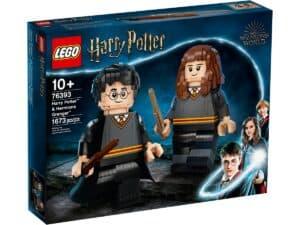 lego 76393 harry potter og hermione granger