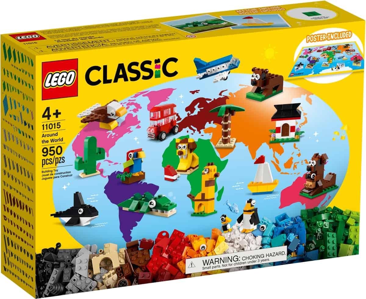 lego 11015 verden rundt