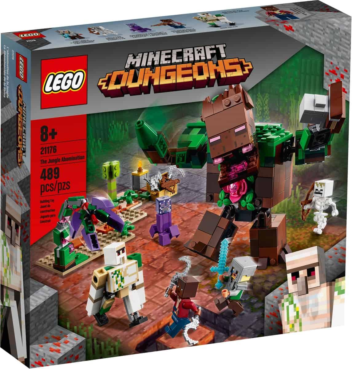 lego 21176 det afskyelige junglevaesen