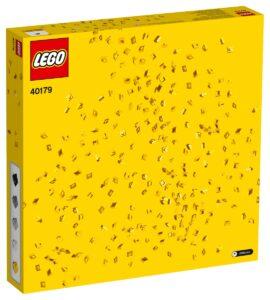 lego 40179 mosaikbygger
