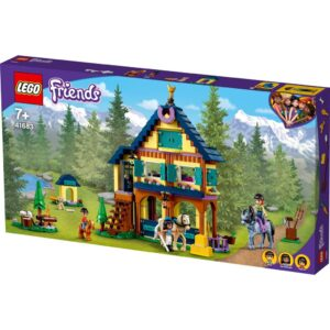 LEGO 41683 Forest Horseback Riding Center - 20210502