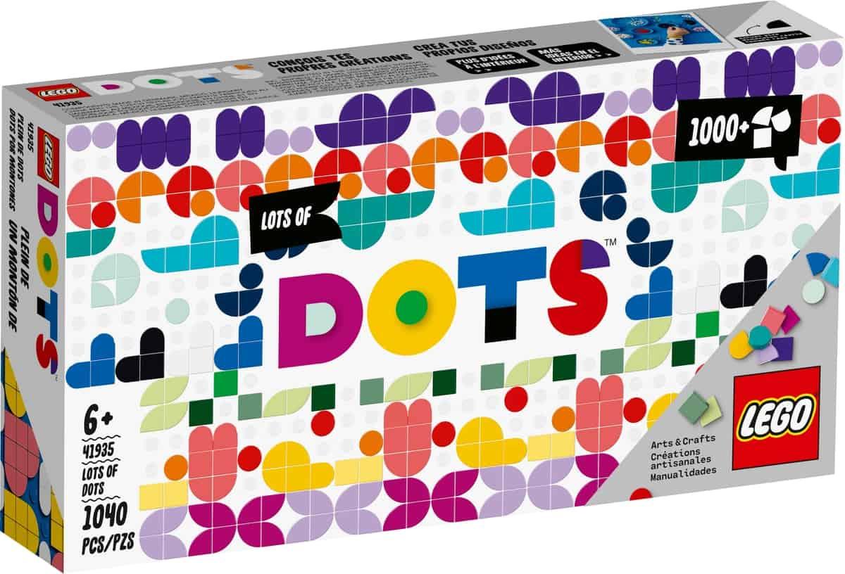lego 41935 masser af dots