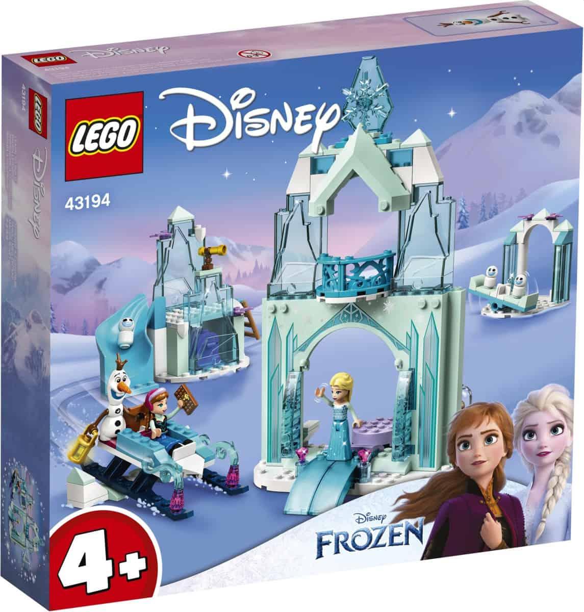 LEGO 43194 Anna en Elsa\'s Frozen Wonderland - 20210503