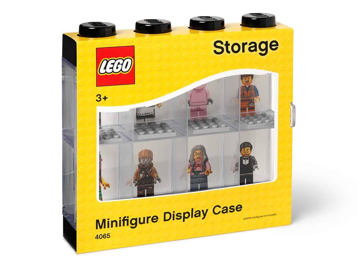lego 5006152 udstillingskasse 8 sort