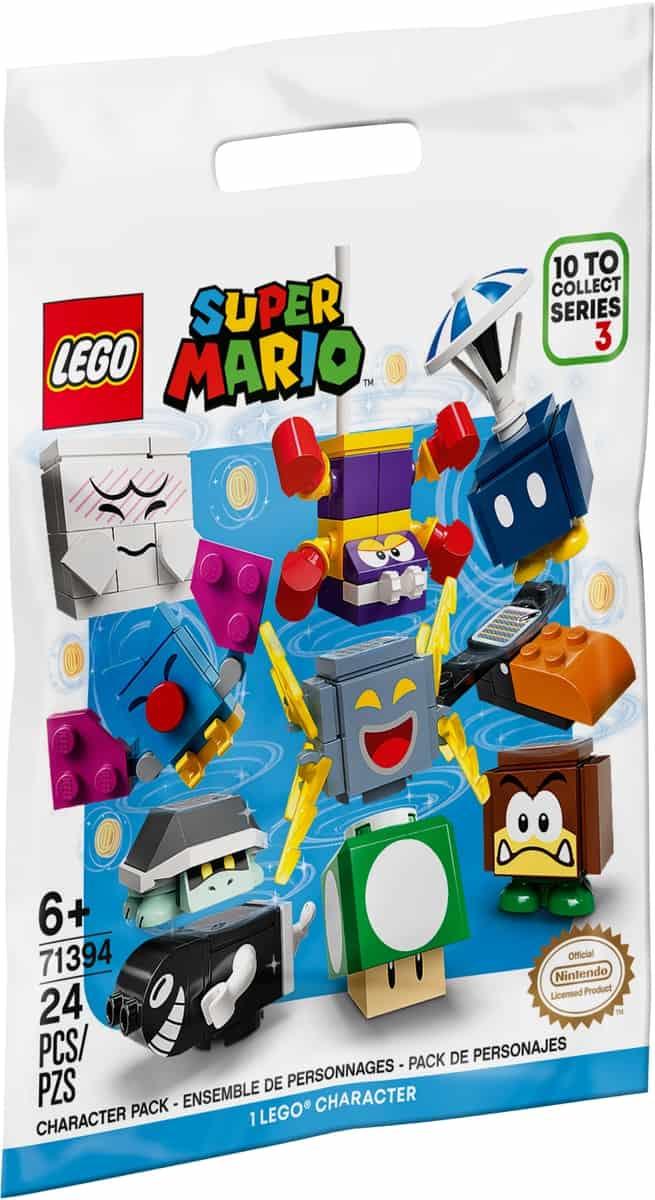 lego 71394 figurpakker serie 3