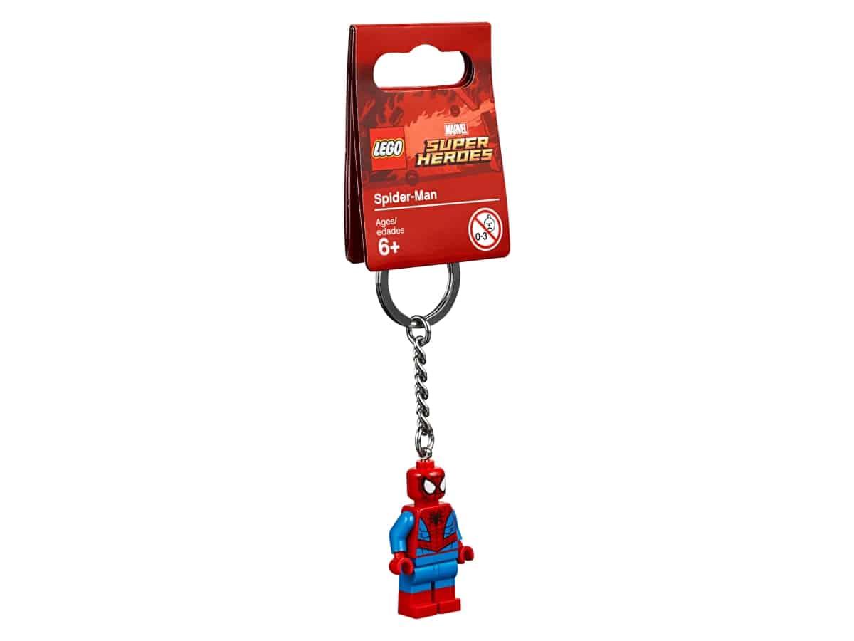 lego 853950 spider man noglering