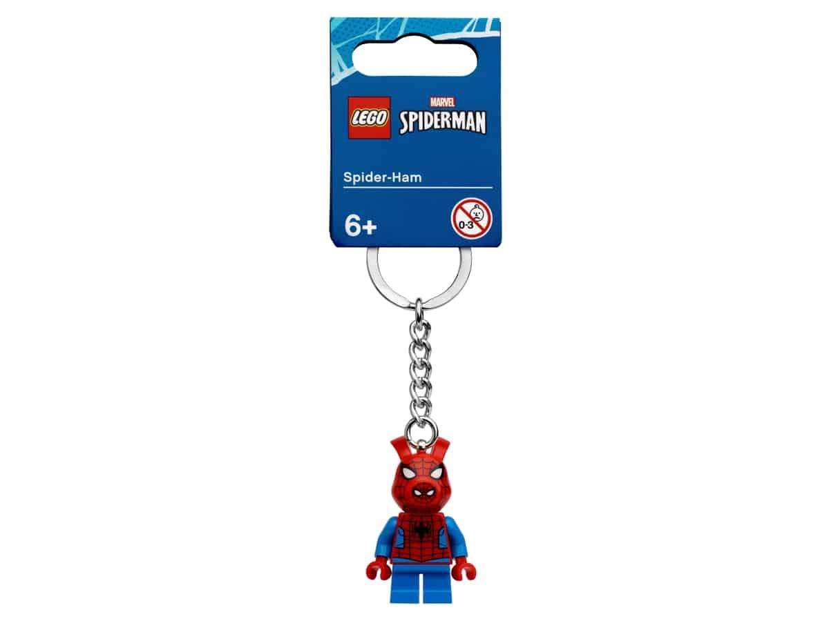 lego 854077 spider ham noglering