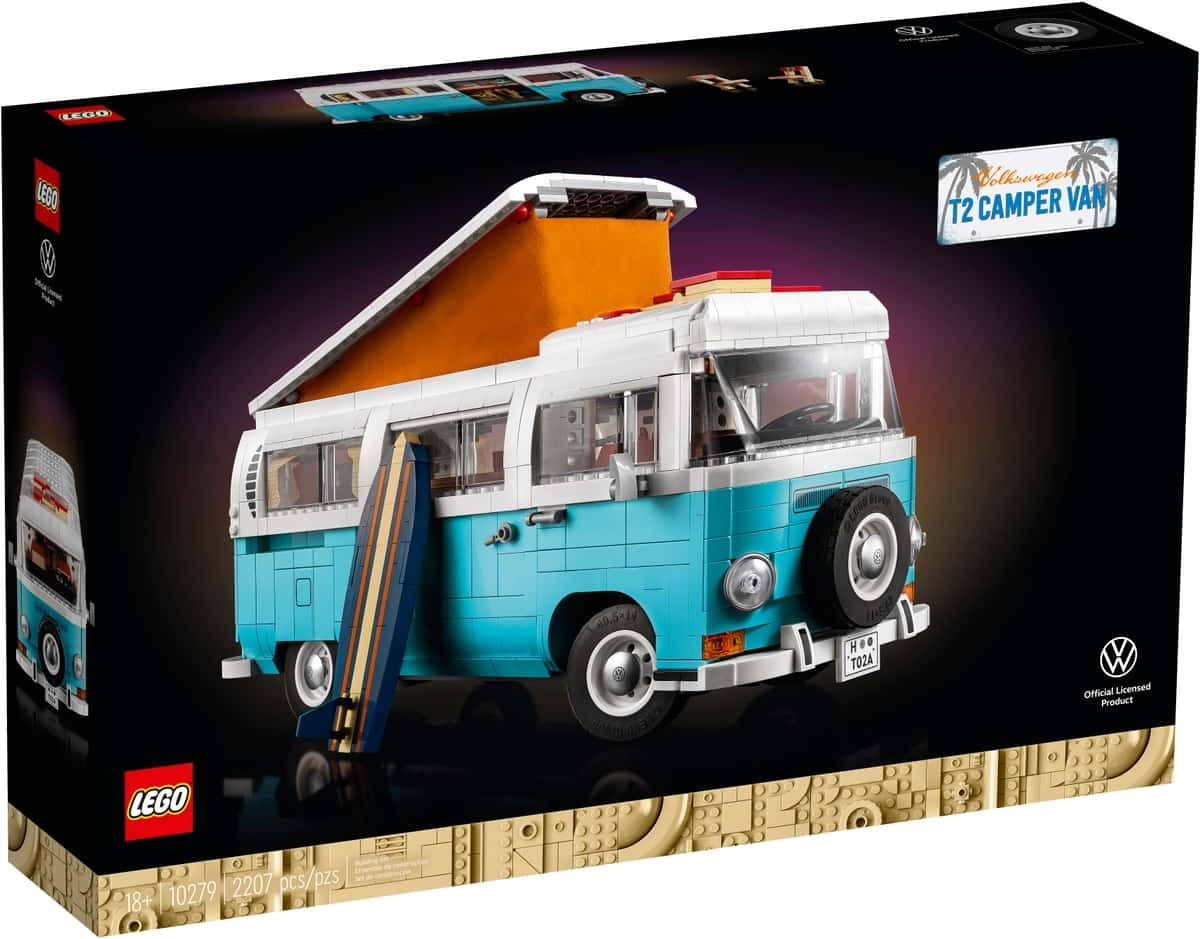 lego 10279 volkswagen t2 autocamper