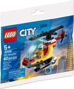 lego 30566 brandslukningshelikopter