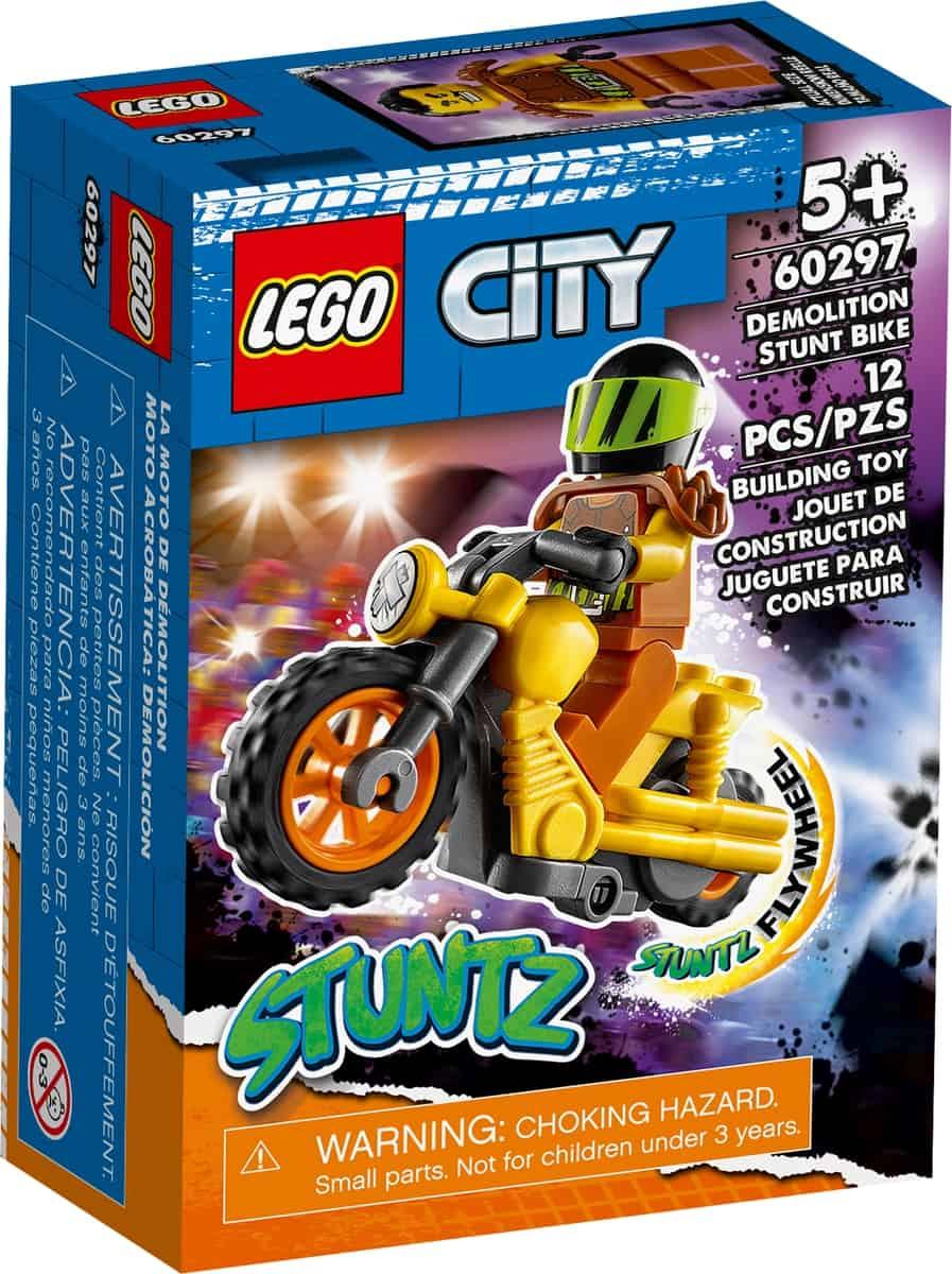 lego 60297 nedrivnings stuntmotorcykel