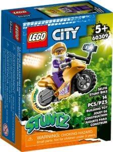 lego 60309 selfie stuntmotorcykel