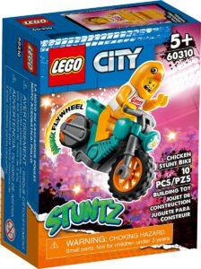 lego 60310 kylling stuntmotorcykel