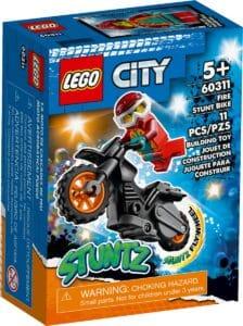 lego 60311 ild stuntmotorcykel