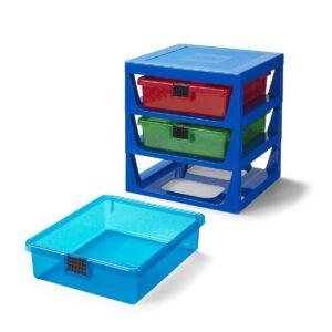 gennemsigtigt blat lego 5006179 reolsystem
