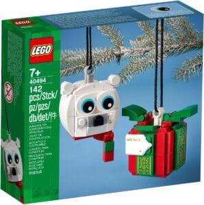 lego 40494 isbjorn og gave saet