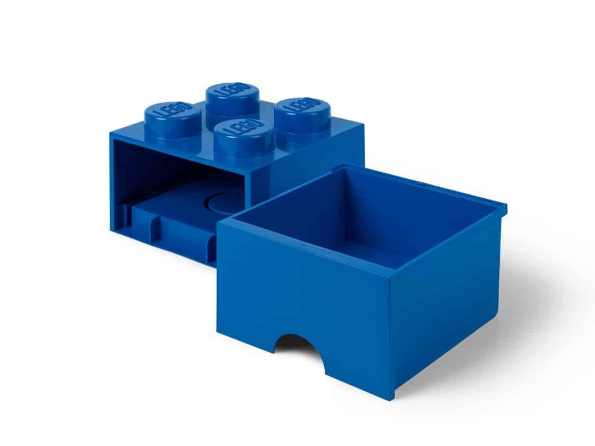 lego 5006130 opbevaringsklods med skuffe 4 bla