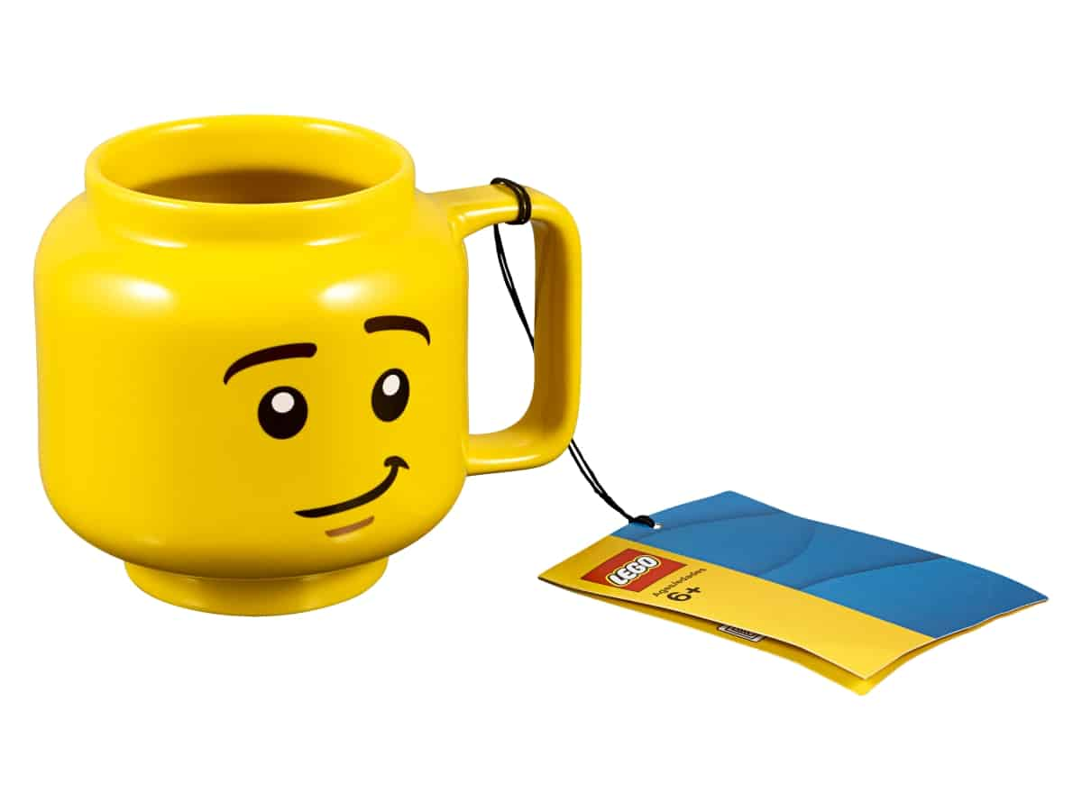 lego 853910 minifigur keramikkrus