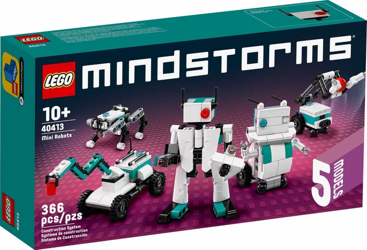 lego 40413 mindstorms minirobotter