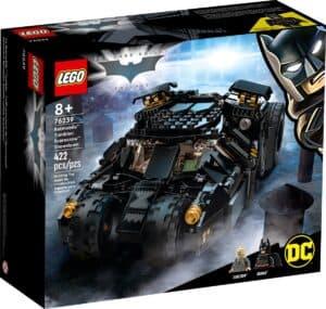 lego 76239 dc batman batmobile tumbler opgor med scarecrow