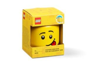 lego 5006210 opbevaringshoved mini fjollet